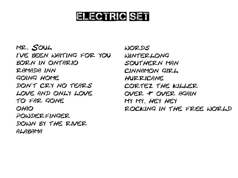 electric set